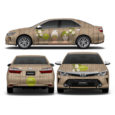Vehicle Wrapping Spa